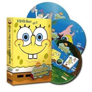 SpongeBob Schwammkopf Box Set 3