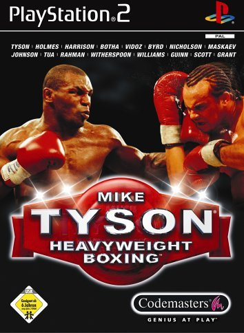 Mike Tyson Heavyweight Boxing (German) (PS2) -- via Amazon Partnerprogramm