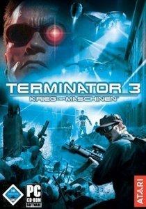Terminator 3 - Krieg der Maschinen (niemiecki) (PC)