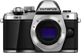 Olympus OM-D E-M10 Mark II silber Body (V207050SE000)
