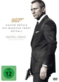 James Bond - Daniel Craig Box