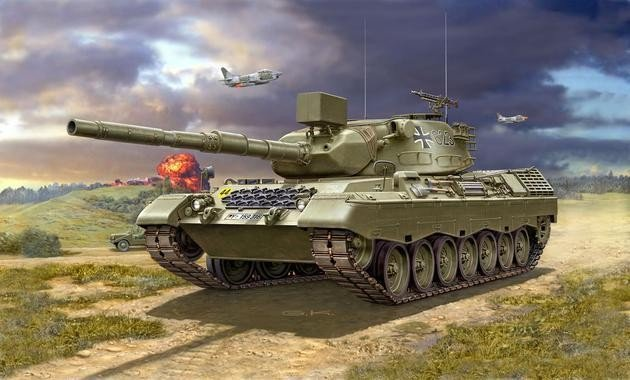 Revell Leopard 1A1 (03258)