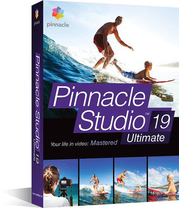 Pinnacle Studio 19.0 Ultimate (deutsch) (PC) (PNST19ULDEEU)