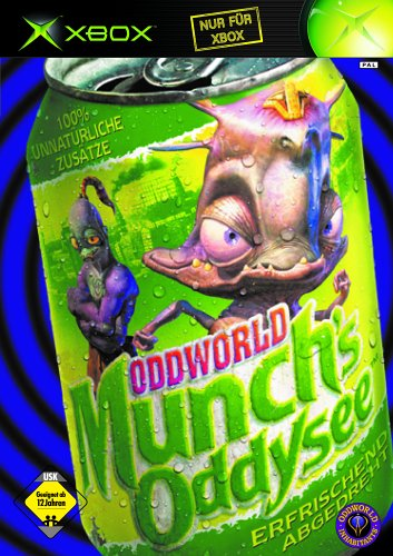 Oddworld: Munch's Oddysee (deutsch) (Xbox) -- via Amazon Partnerprogramm