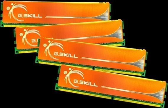 G.Skill Performance DIMM Kit 16GB, DDR2-800, CL6-6-6-18 (F2-6400CL6Q-16GBMQ)