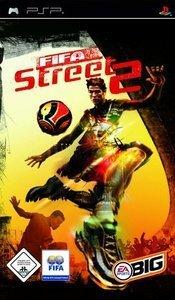 FIFA Street 2 (englisch) (PSP)