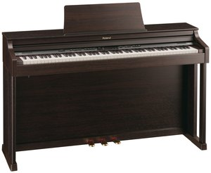 Roland HP302 rosewood