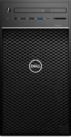 Dell Precision 3640 Tower, Core i7-10700, 16GB RAM, 512GB SSD (K6WMT)