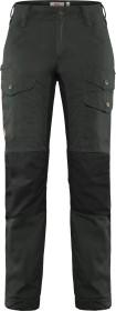 Fjällräven Vidda Pro Ventilated Regular Hose lang dark grey/black (Damen) (F89330-030-550)