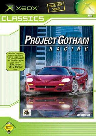 Project Gotham Racing (German) (Xbox) -- via Amazon Partnerprogramm