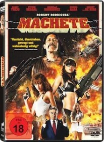 Machete (DVD) (UK)