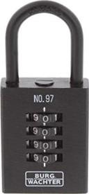 Burg-Wächter Numero 97 40, 6mm, 92mm