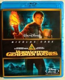 Das Vermächtnis des geheimen Buches (Blu-ray)
