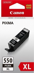 Canon Tinte PGI-550PGBK XL schwarz hohe Kapazität, 2er-Pack (6431B005)