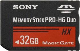 Sony Memory Stick [MS] Pro-HG Duo HX 32GB (MSHX32A/MSHX32B)