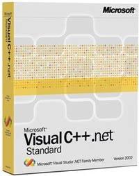 Microsoft Visual C++ .net Standard 2003 (englisch) (254-00257)