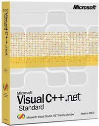 Microsoft Visual C++ .net Standard 2003 (English) (254-00257)