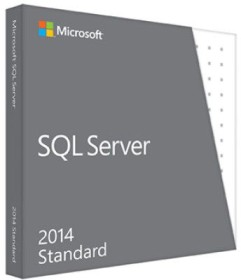 Microsoft SQL Server 2014 Standard Edition inkl. 10 Clients, ESD (deutsch) (PC)