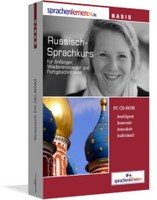 Sprachenlernen24 Russisch Basis Sprachkurs (deutsch) (PC)