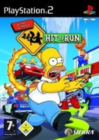 The Simpsons Hit & Run (PS2)