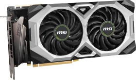 MSI GeForce RTX 2080 SUPER Ventus XS OC, 8GB GDDR6, HDMI, 3x DP (V372-292R)