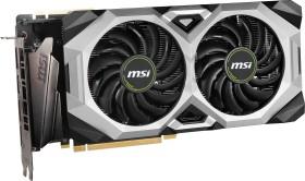 MSI GeForce RTX 2080 SUPER VENTUS XS OC<br>MSI Gaming GeForce RTX 2080 Super 8GB GDRR6 256-Bit HDMI/DP Nvlink Torx Fan Turing Architecture Overclocked Graphics Card (RTX 2080 Super VENTUS XS OC)