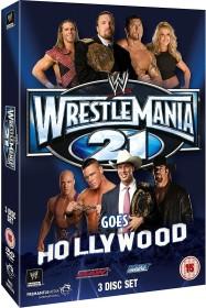 Wrestling: WWE - Wrestlemania 21 (DVD) (UK)