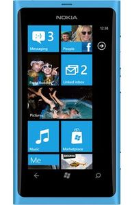 orange Nokia Lumia 800 (various contracts)
