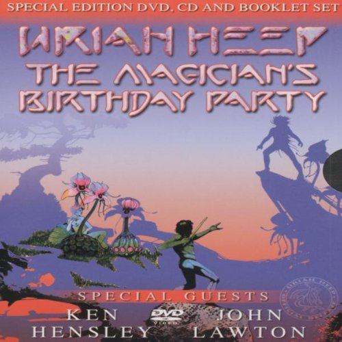 Uriah Heep - The Magician's Birthday Party -- via Amazon Partnerprogramm