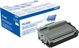 Brother Toner TN-3480 black high capacity (TN3480)