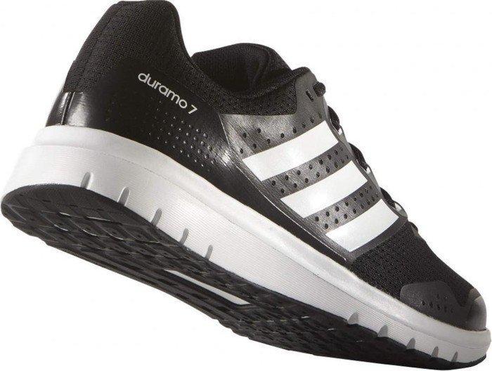 big sale 15682 6863e adidas Duramo 7 core blackwhitecore black (men) (BB4049) starting from £  63.67 (2019)  Skinflint Price Comparison UK