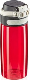 Leifheit Tritan Flip 550ml rot Trinkflasche (03263)