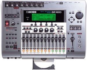 Boss BR-1600CD rejestrator cyfrowy