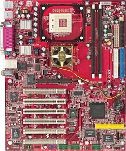 MSI MS-6592 850E Max2, i850E (RDRAM)