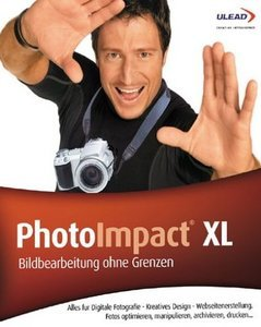 Ulead: Photo Impact XL - pełna wersja bundle (PC)