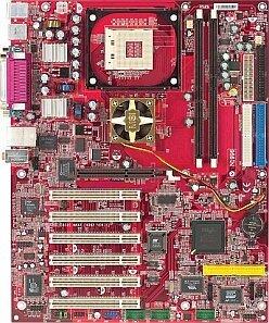 MSI MS-6592 850E Max2-FISR, i850E (RDRAM)