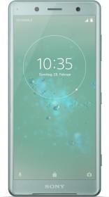 Sony Xperia XZ2 Compact Dual-SIM grün