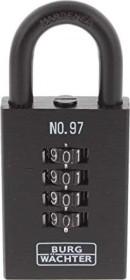 Burg-Wächter Numero 97 50, 8.8mm, 109mm