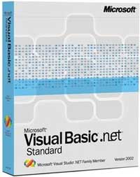 Microsoft Visual Basic .net Standard 2003 (English) (046-00856)