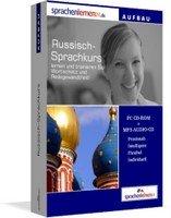 Sprachenlernen24 Russisch Aufbaukurs (deutsch) (PC)