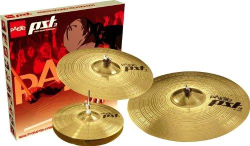 Paiste PST 3 Universal Cymbal-Pack -- via Amazon Partnerprogramm