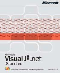 Microsoft Visual J# .net Standard 2003 (L52-00009)