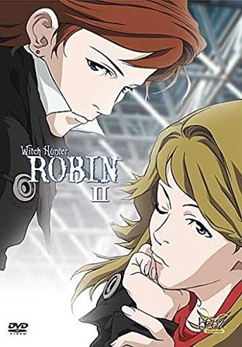 Witch Hunter Robin Vol. 2 -- via Amazon Partnerprogramm