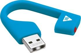 Emtec D200 Hang 16GB, blau, USB-A 2.0 (ECMMD16GD202)