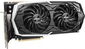 MSI GeForce RTX 2070 SUPER Armor OC, 8GB GDDR6, HDMI, 3x DP (V373-281R)