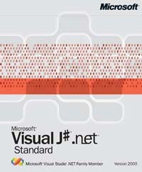 Microsoft Visual J# .net Standard 2003 (English) (L52-00001)