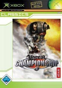 Unreal Championship (niemiecki) (Xbox)