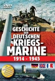 Geschichte der deutschen Kriegsmarine 1914-1945