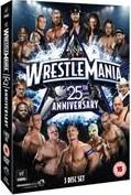 Wrestling: WWE - Wrestlemania 25 (DVD) (UK)