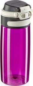 Leifheit Tritan Flip 550ml violett Trinkflasche (03264)